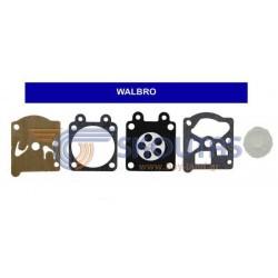 Μεμβράνες Καρμπυρατέρ WALBRO-WA/WT Σετ Με Φούσκα 23232 18527sk