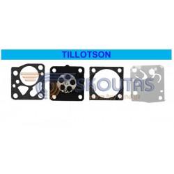 Μεμβράνες Καρμπυρατέρ TILLOTSON DG-5HU DOLMAR 43-10-5HUsk
