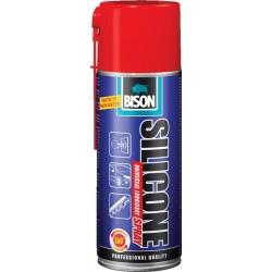 Λιπαντικό σπρέι σιλικόνης Bison Silicone 400ml 66328