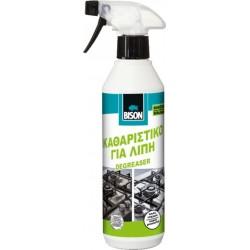 Καθαριστικό για λίπη κουζίνας degreaser Bison 500ml 27413