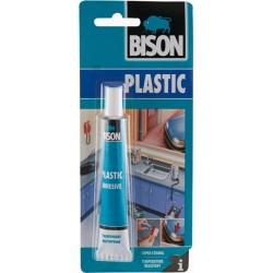 PLASTIC ΚΟΛΛΑ ΓΙΑ ΣΚΛΗΡΑ ΠΛΑΣΤΙΚΑ 25ml BISON 66408