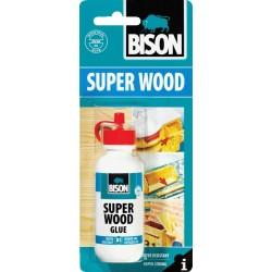 ΞΥΛΟΚΟΛΛΑ BLISTER 75GR BISON SUPER WOOD GLUE PVAC  66273