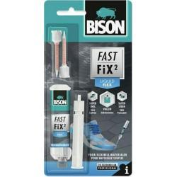 Κόλλα Bison FAST FIX² LIQUID FLEX 10gr 27538