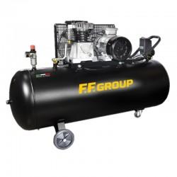 Αεροσυμπιεστης με ιμαντα 200L 4Hp FFGROUP AC-B200/4TC PRO 46028