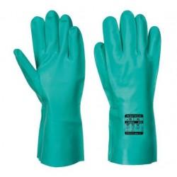 Γάντια προστασίας χημικών CATIII PORTWEST A810 ΠΡΑΣΙΝΟ