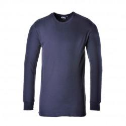 Θερμική μπλούζα με μακριά μανίκια Portwest B123 ΜΠΛΕ