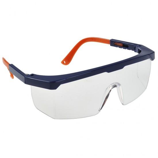 Γυαλιά προστασίας PLUS  PORTWEST PS33 ΜΠΛΕ
