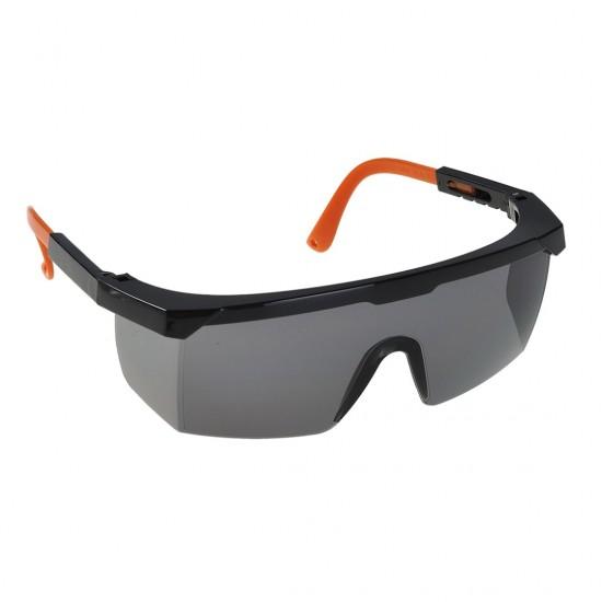 Γυαλιά ασφαλείας κλασσικά PORTWEST PW33/ERGO ΜΑΥΡΟ