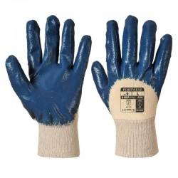 Γάντια Νιτριλίου Γενικού Χειρισμού  PORTWEST A330  μπλε σκούρο