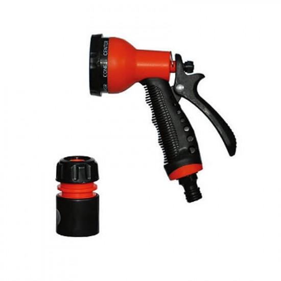 Πιστόλι Εκτοξευσης Νερού 7 Τύπων KRAFT - 692131