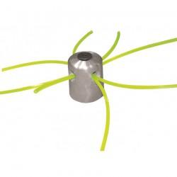 Κεφαλή Μεσινέζας Kraft UNIVERSAL FIX LINE 4 ΕΞΟΔΩΝ Αλουμινίου - 69381