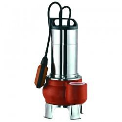 Αντλία ακάθαρτων υδάτων ΒΑΡΕΩΣ τύπου INOX με περιδίνηση (VORTEX) KRAFT 63541 (750W)