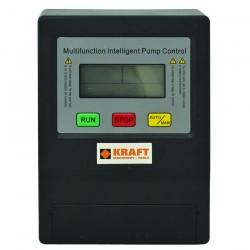 Μονοφασικός Ηλεκτρονικός Πίνακας Ελέγχου Υποβρύχιων Αντλιών 230V KRAFT 63589