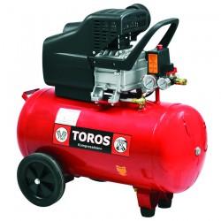 Αεροσυμπιεστής Μονομπλόκ TOROS TM 50/2.5 (2.5HP) - 40138