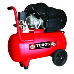 Αεροσυμπιεστής Μονομπλόκ TOROS TM 50/3 (3.0HP) - 40146