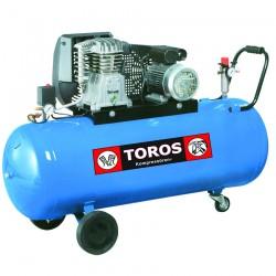 Αεροσυμπιεστής Μονοφασικός TOROS N3-200C-3M (3HP) - 602002