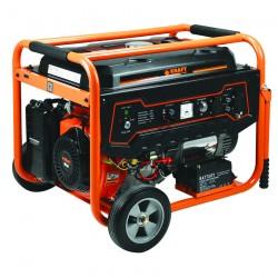 Ηλεκτρογεννήτρια βενζίνης 7.000W KRAFT LT-9000 (63727)