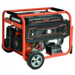 Ηλεκτρογεννήτρια βενζίνης 5.000W KRAFT LT 6500E (63732)