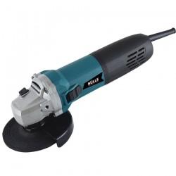 Γωνιακός Τροχός 1.400W - 125mm με ηλεκτρονική ρύθμιση στροφών BULLE 633027