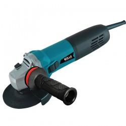 Γωνιακός Τροχός 1.100W - 125mm με ηλεκτρονική ρύθμιση στροφών BULLE 63498