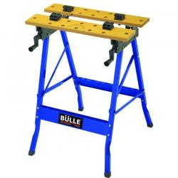 Πάγκος Εργασίας με Ξύλινο (MDF) Τραπέζι BULLE 47612