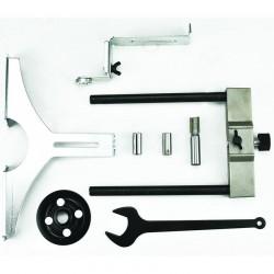 Ρούτερ Μεταβλητής Ταχύτητας 2200W - 12mm BULLE 633001