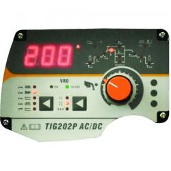 Ηλεκτροσυγκόλληση Inverter TIG AC/DC 200A IMPERIA TIG 202P AC/DC (65645)