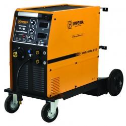 Ηλεκτροσυγκόληση Σύρματος & Ηλεκτροδίου INVERTER (MIG/MMA) IMPERIA MIG 215 (65654)
