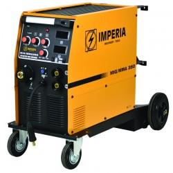 Ηλεκτροσυγκόληση Σύρματος & Ηλεκτροδίου INVERTER (MIG/MMA) IMPERIA MIG 350 (65656)
