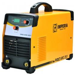 Ηλεκτροσυγκόλληση Inverter PRO ARC 251 IMPERIA (65665)