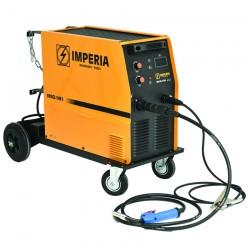 Ηλεκτροσυγκόληση Σύρματος INVERTER (MIG) IMPERIA MIG 181 (65670)