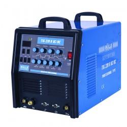 Ηλεκτροσυγκόλληση Παλμική (Pulse) Inverter TIG AC/DC & MMA TIG 220A AC/DC BULLE 657005