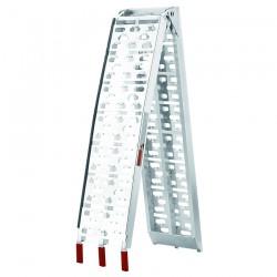 Ράμπα ανύψωσης αλουμινίου σπαστή 226Χ30,5cm - 340kg EXPRESS 631442
