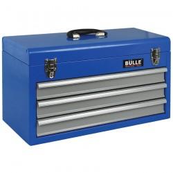 Εργαλειοθήκη μεταλλική BULLE MTB-553 D (53,4x22x29) 66426
