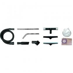 Ηλεκτρική Σκούπα Αναρρόφησης Υγρών & Στερεών Επαγγελματικής Χρήσης με 3 μοτέρ x 1.200W LAVOR Dozer 380 IR (45866)
