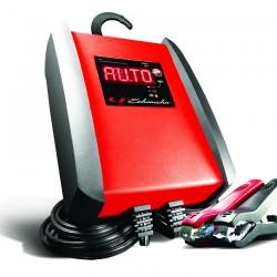 Αυτόματος Ηλεκτρονικός Φορτιστής - Συντηρητής Μπαταρίας 12V 15A Schumacher SPI 15S (60143)
