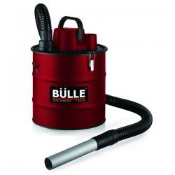 Σκούπα Ηλεκτρική Αναρρόφησης Στάχτης 1.000W Κόκκινο Χρώμα BULLE 605264