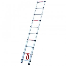 Σκάλες Αλουμινίου Πτυσσόμενες Τηλεσκοπικές 631150