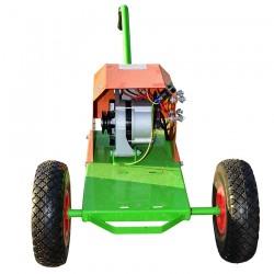 Δυναμό-γεννήτρια για ραβδιστικά σε καρότσι με ρόδες χωρίς κινητήρα - 1258978