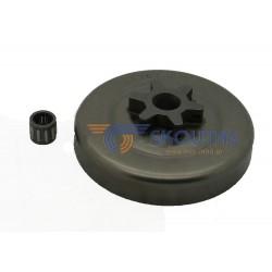 Καμπάνα ECHO CS 302-310-315-330-360 3/8LP-1.3-6 Δόντια EC204-R6Nsk