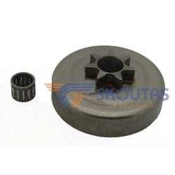 Καμπάνα ALPINA – CASTOR A40E-A40Y-PROF 40-41-45 325-7 Δόντια HU411-J7Nsk