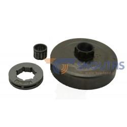 Καμπάνα ALPINA – CASTOR A40E-A40Y-PROF 40-41-45 325-7 Δόντια HU411SC-J7Nsk