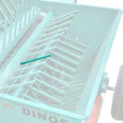 Ραβδάκι λευκό 1τεμ. για Ελαιοραβδιστικό Τραπέζι Super Dinos - 0016