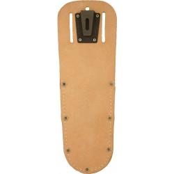 Θήκη διπλή απο γνήσιο δέρμα με υποδοχή για ζώνη και clip FELCO 923