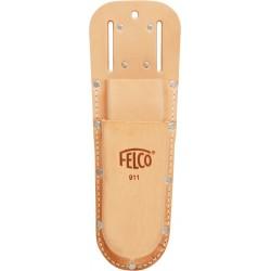 Θήκη απο γνήσιο δέρμα με υποδοχή για ζώνη και clip FELCO 911