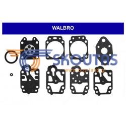Μεμβράνες Καρμπυρατέρ WALBRO D11-WYL 18148SK
