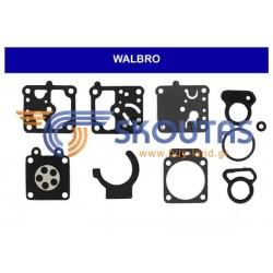 Μεμβράνες Καρμπυρατέρ WALBRO D10-WZ 43-10-WZ SK