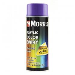 Σπρέi χρώματος Γυαλιστερό Μπλέ Λιλά Morris  (RAL 4005) 400ml