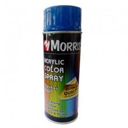 Σπρέi χρώματος Γυαλιστερό Μπλέ Φωτεινό Morris  (RAL 5010) 400ml