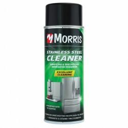 Καθαριστικό ανοξείδωτων επιφανειών Morris 400ml